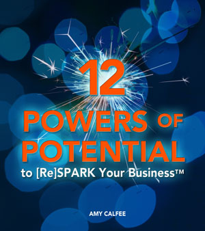 12 Powers of Potential to [Re]SPARK Your Business™